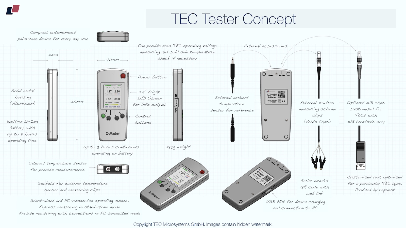 dx4085 tester